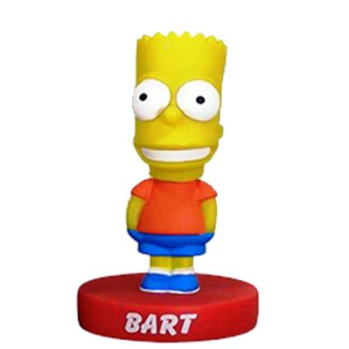 LOS SIMPSONS Bart cabezon PVC appr 13cm de Funkohttps://amzn.to/2NLiYJj