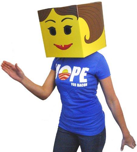 InCog (Lego Costume Amazon)