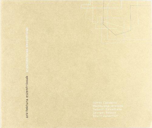 Descargar Libro Arquitecturas Excentricas Aurora Fernández Polanco