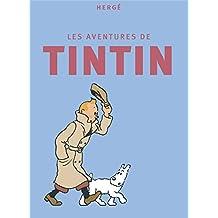 INTÉGRALE TINTIN (COFFRET 8 VOLUMES)