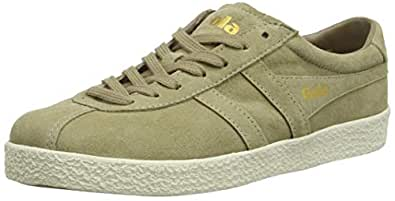 Gola Women's Low-Top Trainers, Brown Cappuccino Off White Lf, 36