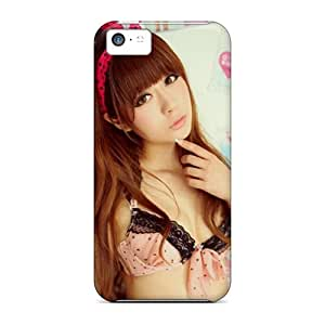 Premium Kawaii Asian Chinese Girl Locks Hd Back Covers Snap On Cases For Iphone 5c