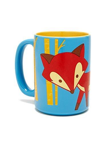 Foxy Mug Blue