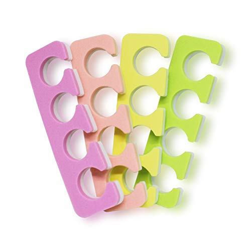 Toe Separators Set - Premium Pedicure Tool Kit 24