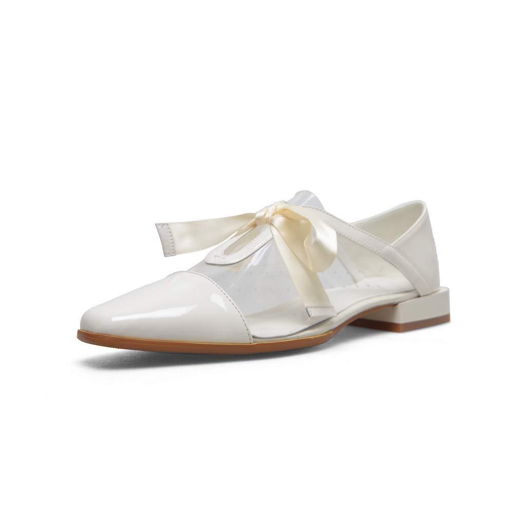 AdeeSu Womens Assorted Colors Bows Outdoor Urethane Pumps Shoes SDC06206