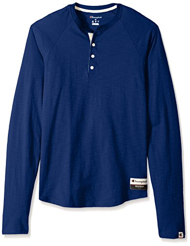 Large Product Image of Champion Men's Authentic Originals Long Sleeve Henley