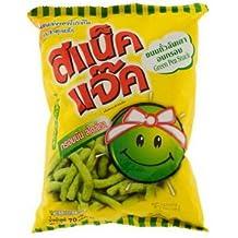 how to make snap pea crisps
