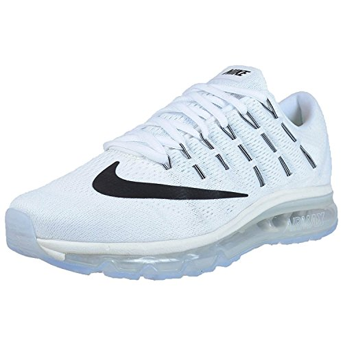 white Summit NIKE Wmns Ginnastica Donna Air Scarpe White Max Black da 2016 Bianco fz1q7