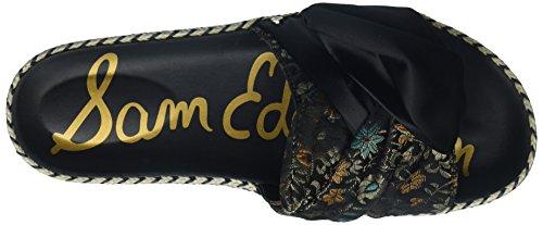 Sam Edelman Kvinders Bodie Slide Sandal Sort Multi / Sort ErJnnHCp