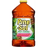 Clorox Company 42464 Pine Sol Solution, 144-Ounce, Regular