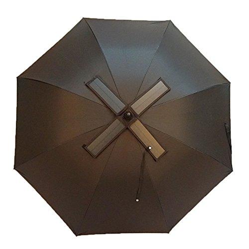 umbrella fan - 2