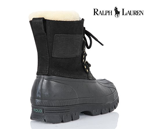 Ralph Lauren RL LANDEN Bottes Homme 812123251001 Noir