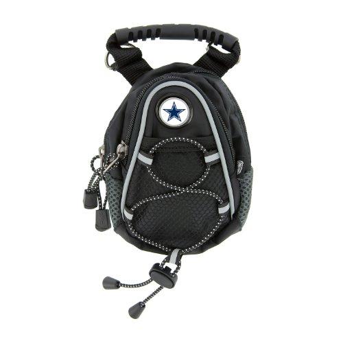 NFL Dallas Cowboys Black Mini Day Pack, Outdoor Stuffs