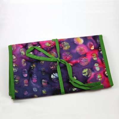 Knitter's Pride Eden Trail Multi Needle & Accessories Fabric Case 800128 by Knitter's Pride