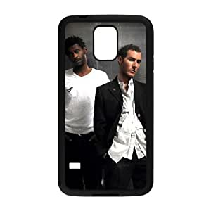 Samsung Galaxy S5 Cell Phone Case Covers Black Massive Attack A3719285