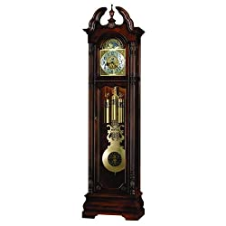 Howard Miller 611-084 Ramsey Grandfather Clock by
