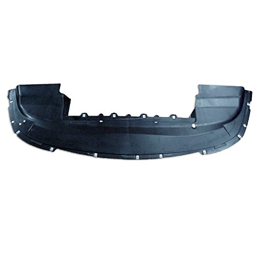 Paint To Match Front Bumper Air Shield Lower For 2011-2014