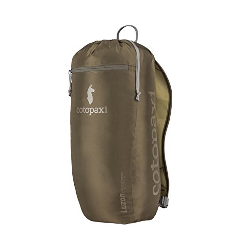 Cotopaxi Luzon 18L Durable Lightweight Nylon Hiking Packable Daypack Backpack + (Ammo Can)
