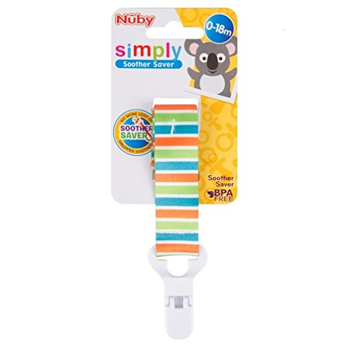 Nuby Cloth Pacifinders