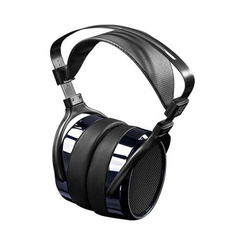 HIFIMAN HE400i Special Edition Over Ear Planar Magnetic Headphones Dark Blue Chrome