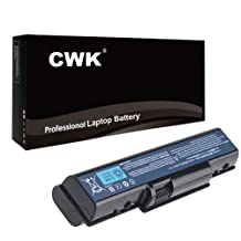 CWK® 12 Cell 8800mAh High-Capacity Battery for Acer Emachine D725 G627 G630 G725 E627 E725 Acer Aspire 4732 4332 5332 5516 5517 5532 AS09A31 AS09A41 5232 5241 5334 5541 5541G AS09A56 AS09A61 8.8A 5732 5732Z 5732ZG 5734 5734Z AS09A75 AS09A90 7315 7715 7715Z AS09A70 AS09A71 AS09A73 4736 4736G 4736Z 4320 4332 4336 4535 4535G 4540 4540G 5516 5517 5732z AS09A61 Gateway MS2268 MS2273 MS2274 AS09A56 Gateway NV52 NV53 NV54 AS09A51 AS09A61 AS09A71 AS09A56
