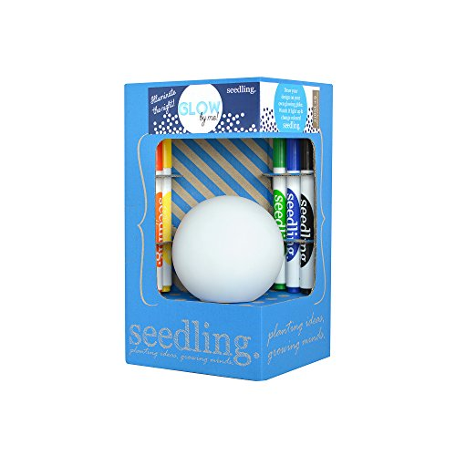 Seedling Design Your Own Night Light - Glowing Light Globe