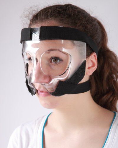 Sports Knight Nose Guard Face Shield With Extra Grip