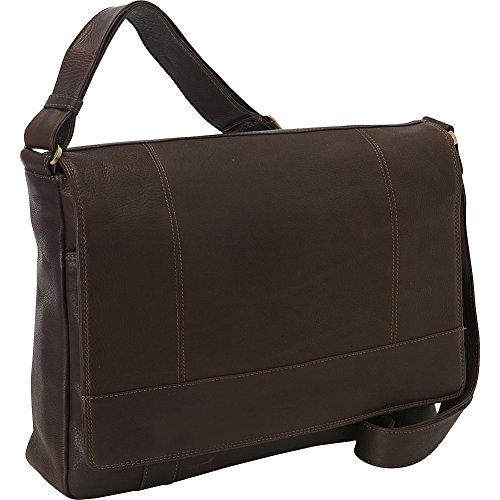 derek-alexander-ew-3-4-flap-unisex-messenger-bag-brown-one-size