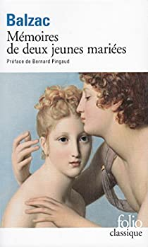 Mémoires de deux jeunes mariées par Balzac