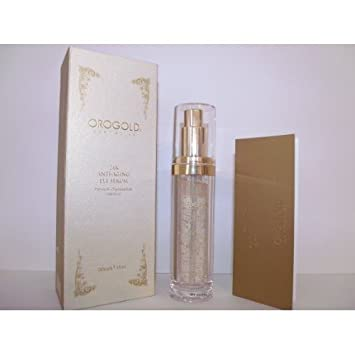 ORO GOLD Cosmetics 24K Eye Care Collection Eye Care Collection Set Cream Serum