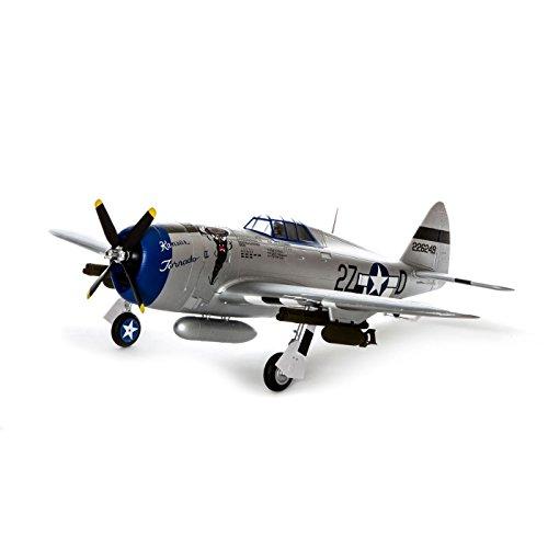 (E-flite P-47 Razorback 1.2m BNF Basic with)
