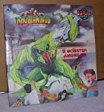 download ebook a monster among us: the evil that lies within (a golden super adventure book, inhumanoids) by rich margopoulos (1986-09-01) pdf epub