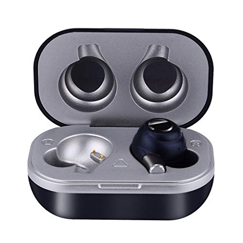Rocketed S6 Mini Bluetooth Earbud,V5.0 Stereo Wireless Bluetooth Headphones with Built-in Mic,Invisible Noise Cancelling in-Ear Earphone Car Headset Fit for iPhone Samsung and Other Android Phones