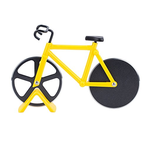 Mobiz Bicycle Pizza Cutter Decoration product image