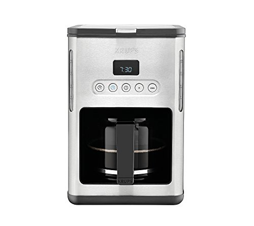 Krups-Control-Line-Stainless-Steel-10-cup-Programmable-Coffeemaker