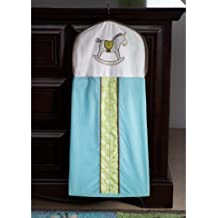 Kids Line Toyland Diaper Stacker (Discontinued by Manufacturer)