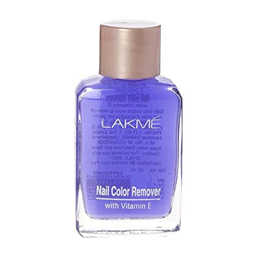 Lakmé Nail Color Remover, 27ml