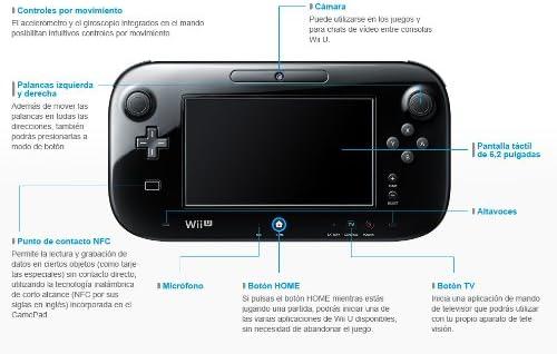 Nintendo Wii U - Pack Premium - 32 GB - Incluye Nintendo Land: Amazon.es: Videojuegos