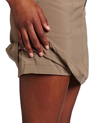 White Sierra Women's West Loop Trail Skort
