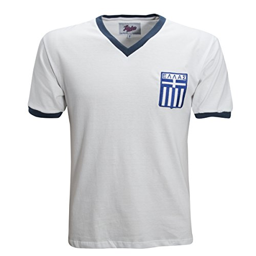 Retro League Greece 1980 Shirt (XX-Large)