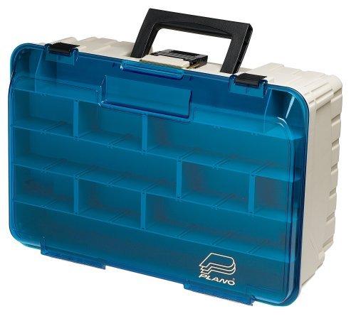 Plano Two Level Magnum 3500 Tackle Box, Premium Tackle Storage (Renewed)