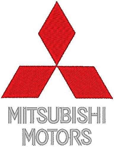 Caprica91 Mitsubishi Motors Auto Fun Bestickte Logo Jacke Weste Super Qualitet 8095 Bekleidung