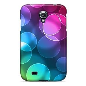 Pretty NJlAQmQ414GGMAh Galaxy S4 Case Cover/ 3d Abstract Series High Quality Case