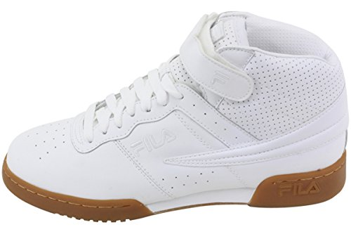 Fila Homme top Gum White 13 Sneakers Chaussures nbsp;high Pour F rr6HFRwxq
