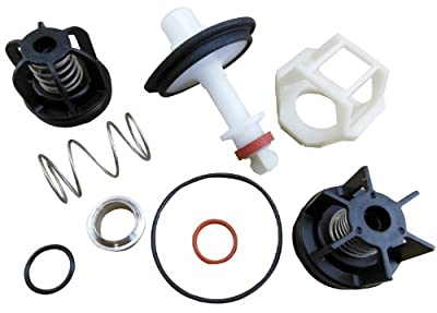 "Watts 009M3 3/4"" Total Repair Kit. Included Kits: Total Relief Valve Repair Kit, First Check Valve Repair Kit, Second Check Valve Repair Kit, Retainer 0888527 888527 RK 009M3-T by Watts"