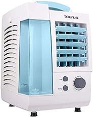 Taurus Mistral Enfriador Evaporativo de Aire Portátil, Purifica el Ambiente
