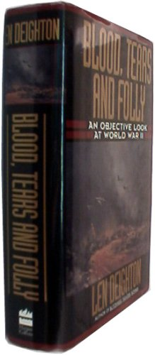 book cover of Blood, Tears and Folly