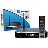 Jynxbox J95 4K Ultra HD Pure Linux Kodi 17.3 TV Box with Amlogic S905 Quad-Core 64-bit Cortex A53 CPU 2GB+16GB Fastest Linux Kodi Box