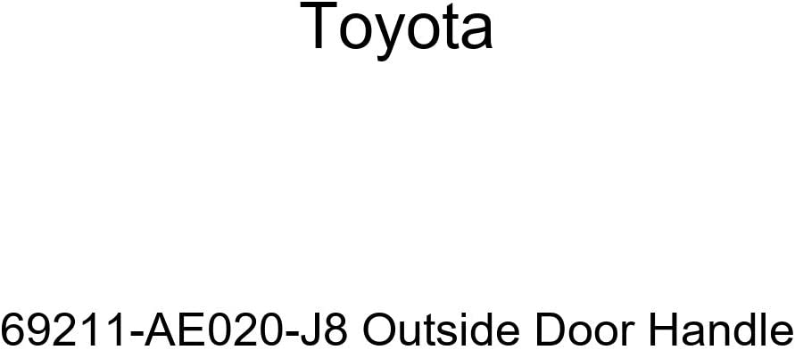Toyota 69211-AE020-J8 Outside Door Handle
