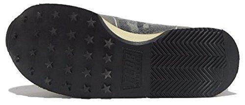 Golden Goose - Zapatillas de ante para hombre Grigio militare